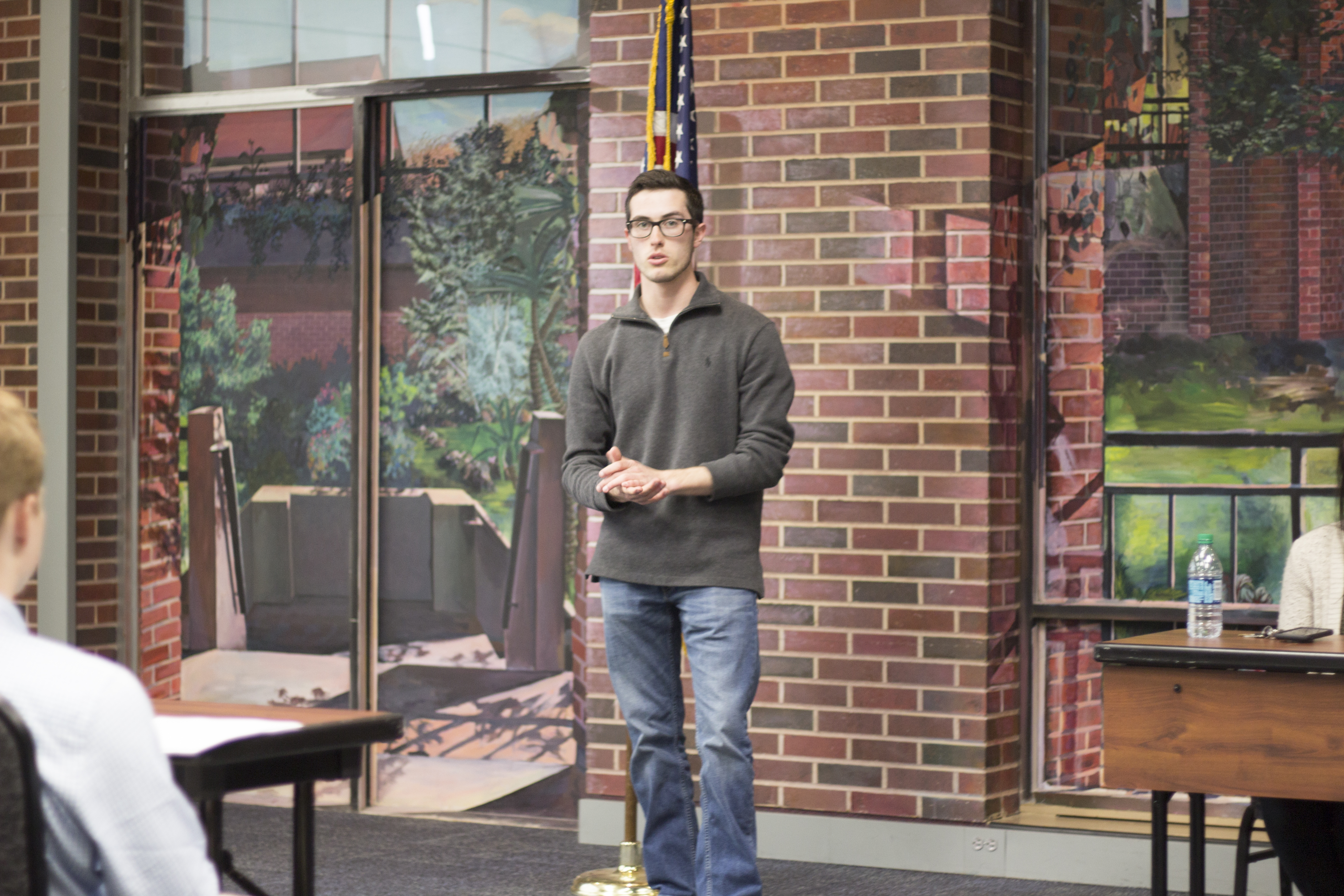 Students Elect New Congressional Leadership