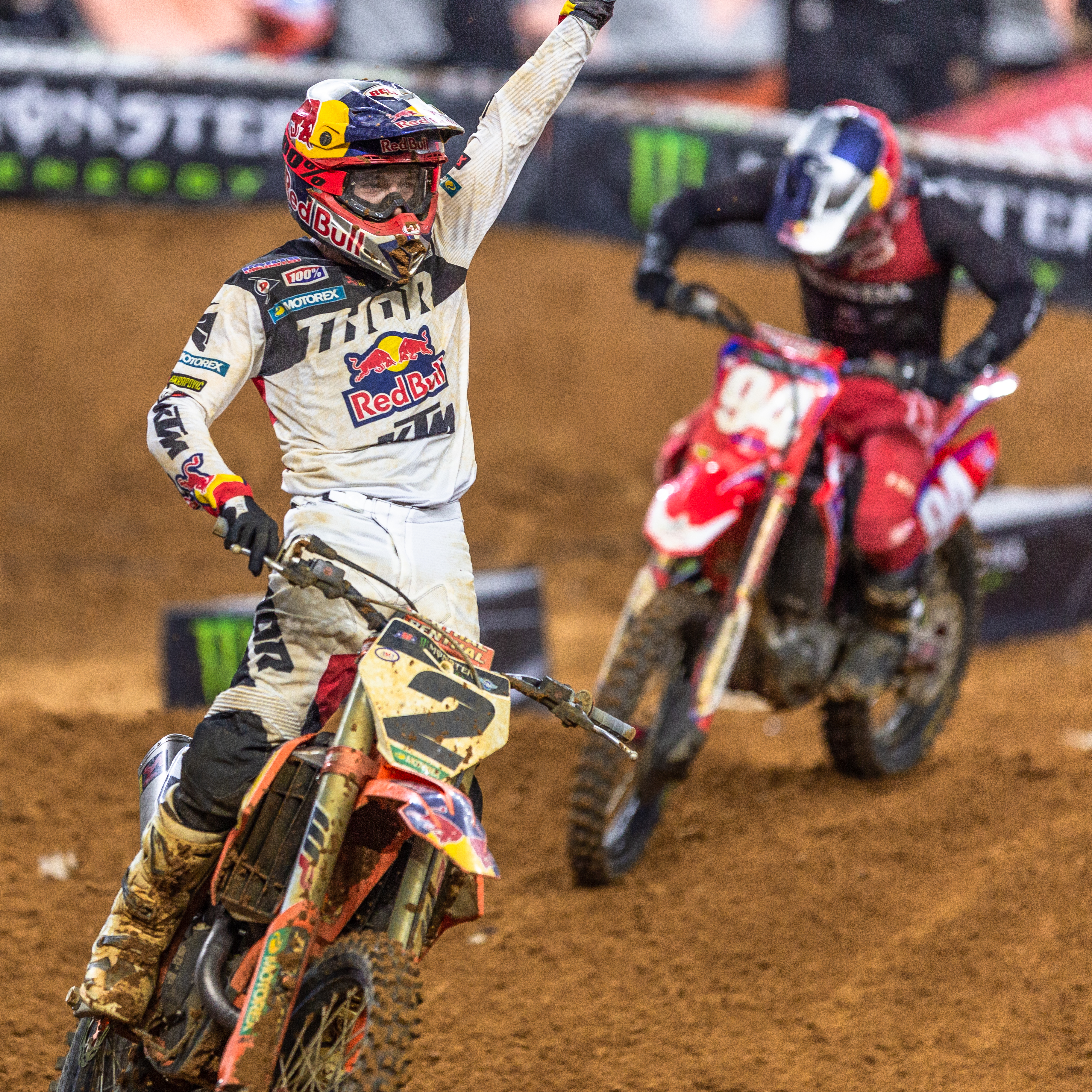 AT&T Stadium Hosts Closest Race in Supercross History