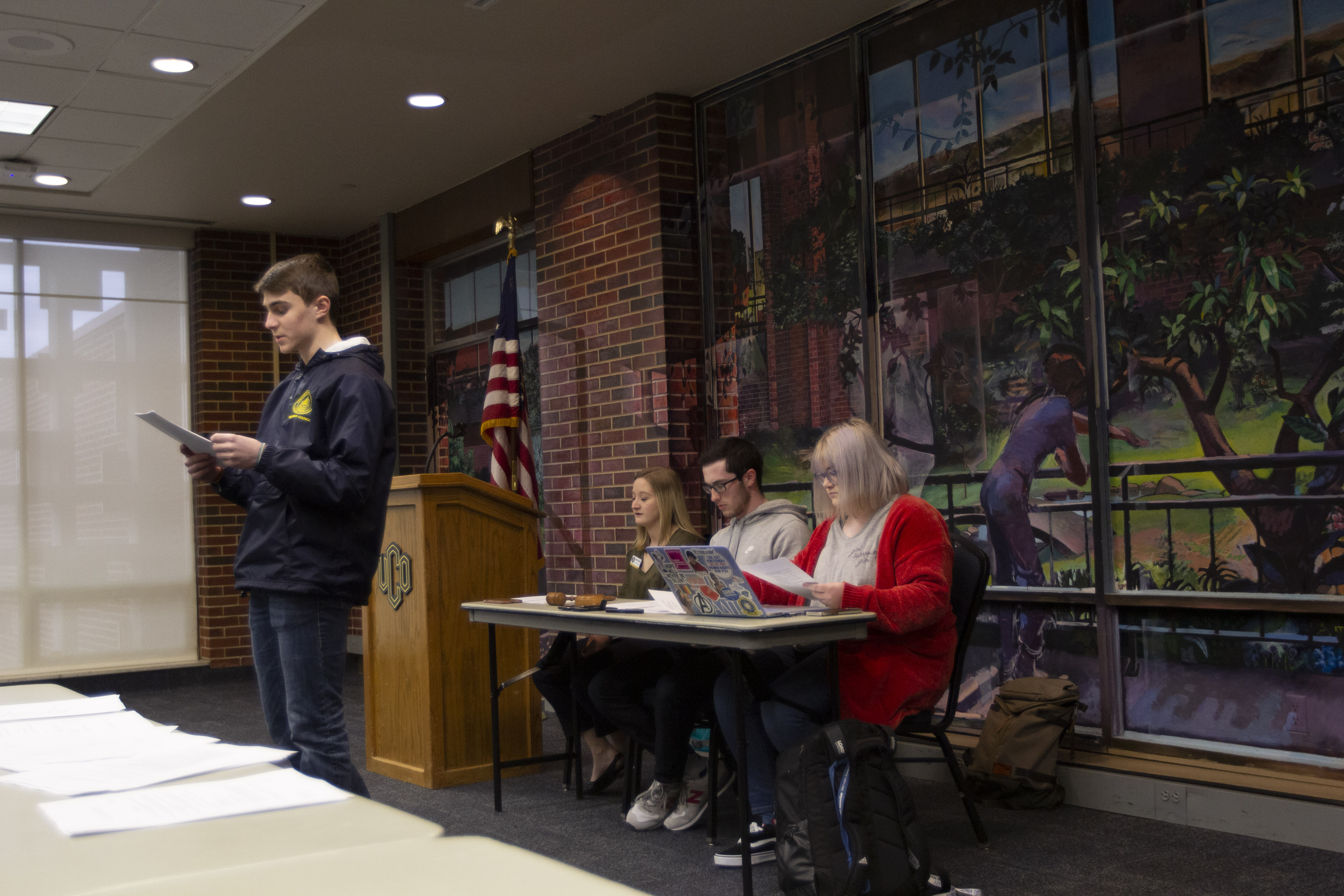 UCOSA Presidential Requirements Go Unchanged