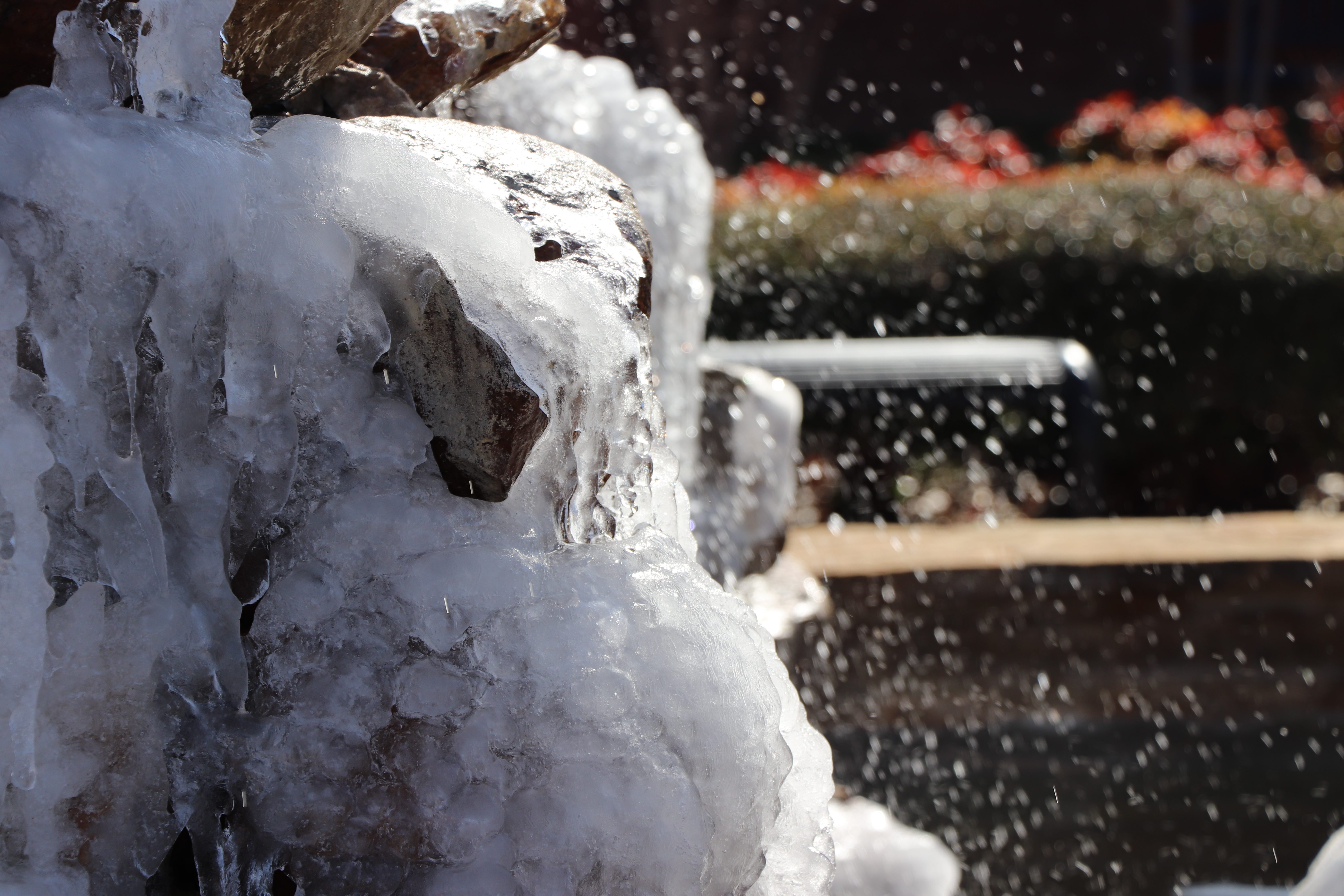 UCO Defrosts Winter Closing Procedure