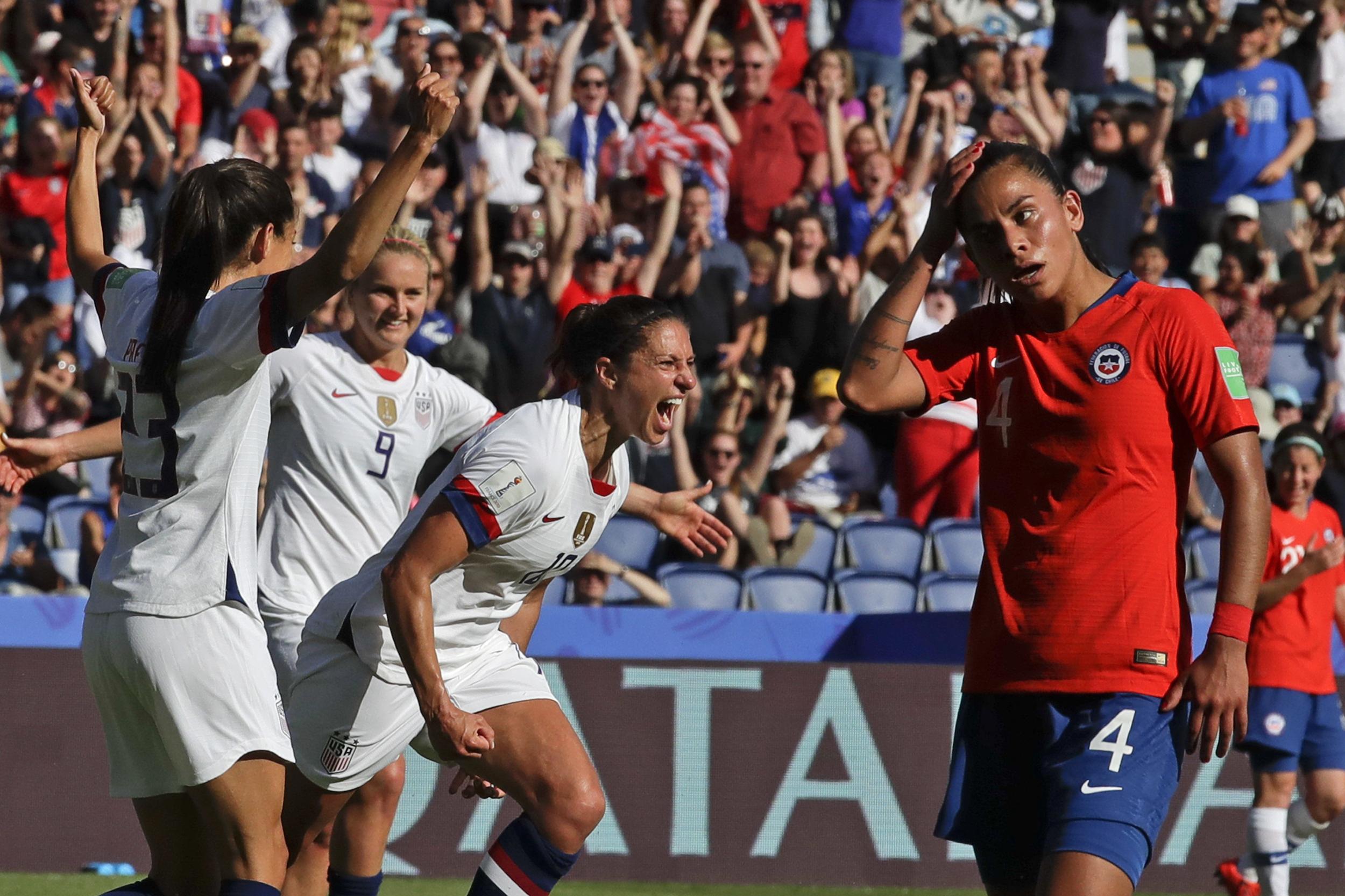 U.S. Women's National Team Off to a Hot Start