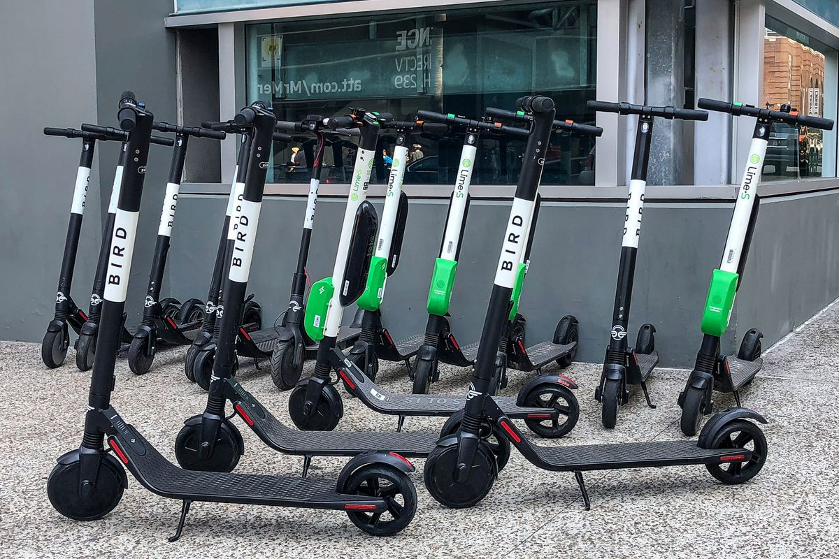 Lime Scooters in Process for UCO Campus