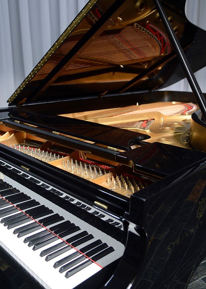 UCO Becomes All-Steinway School