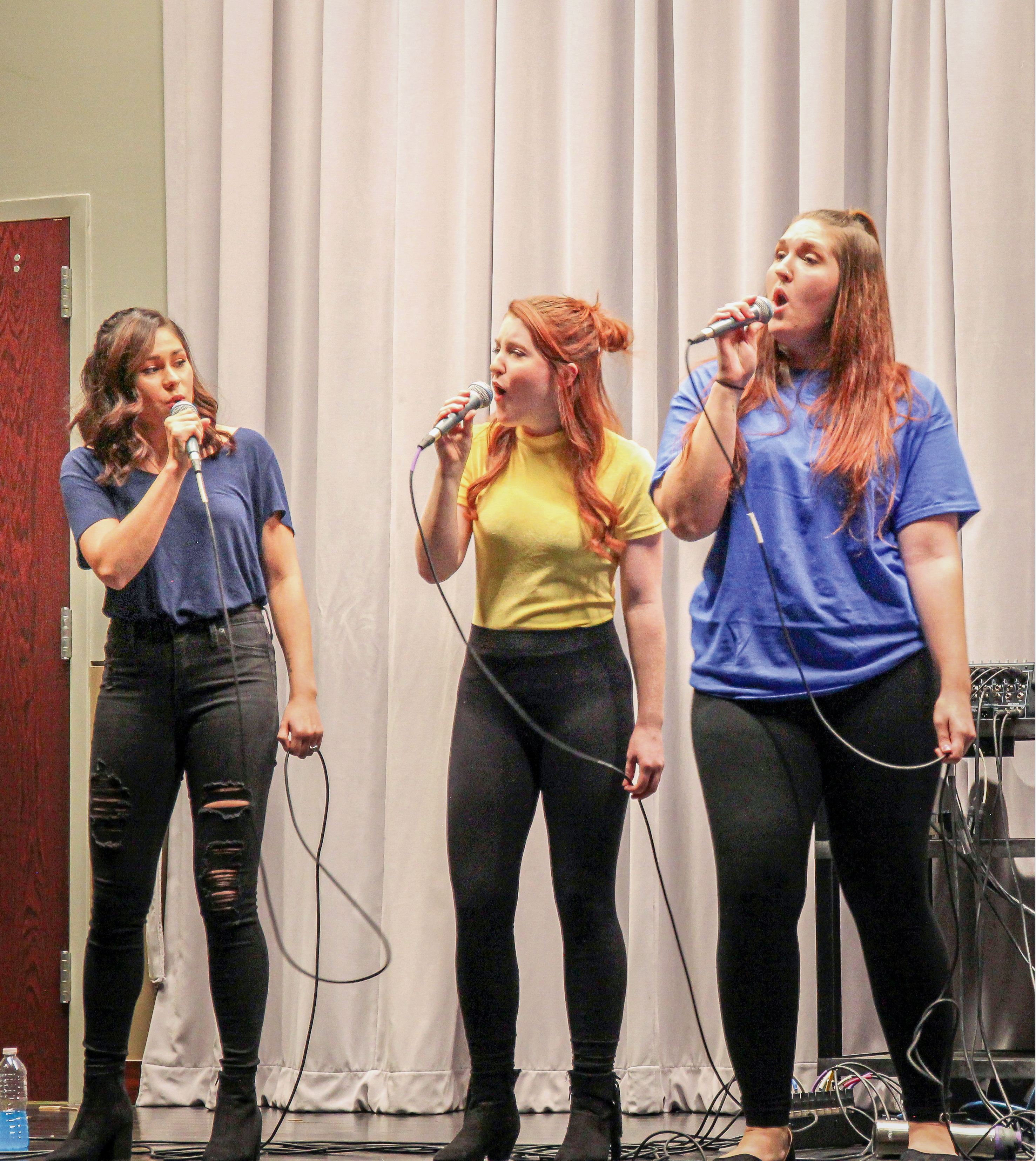 UCO Acapella Group Performs Autumn Jams