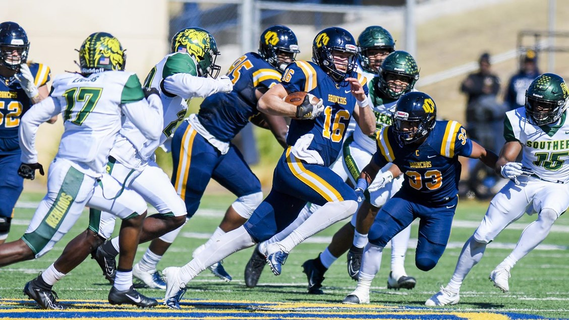 Record Setting Performance by Chandler Garrett Leads UCO Past MSU