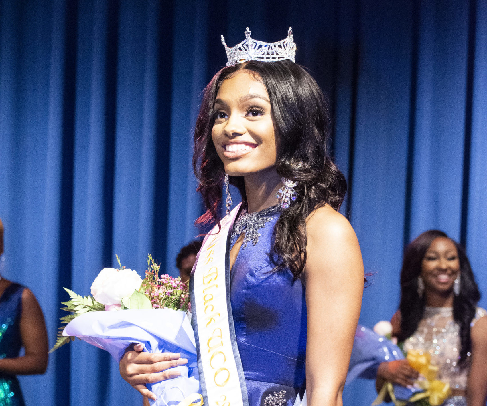 Erica Burkett Crowned Miss Black UCO