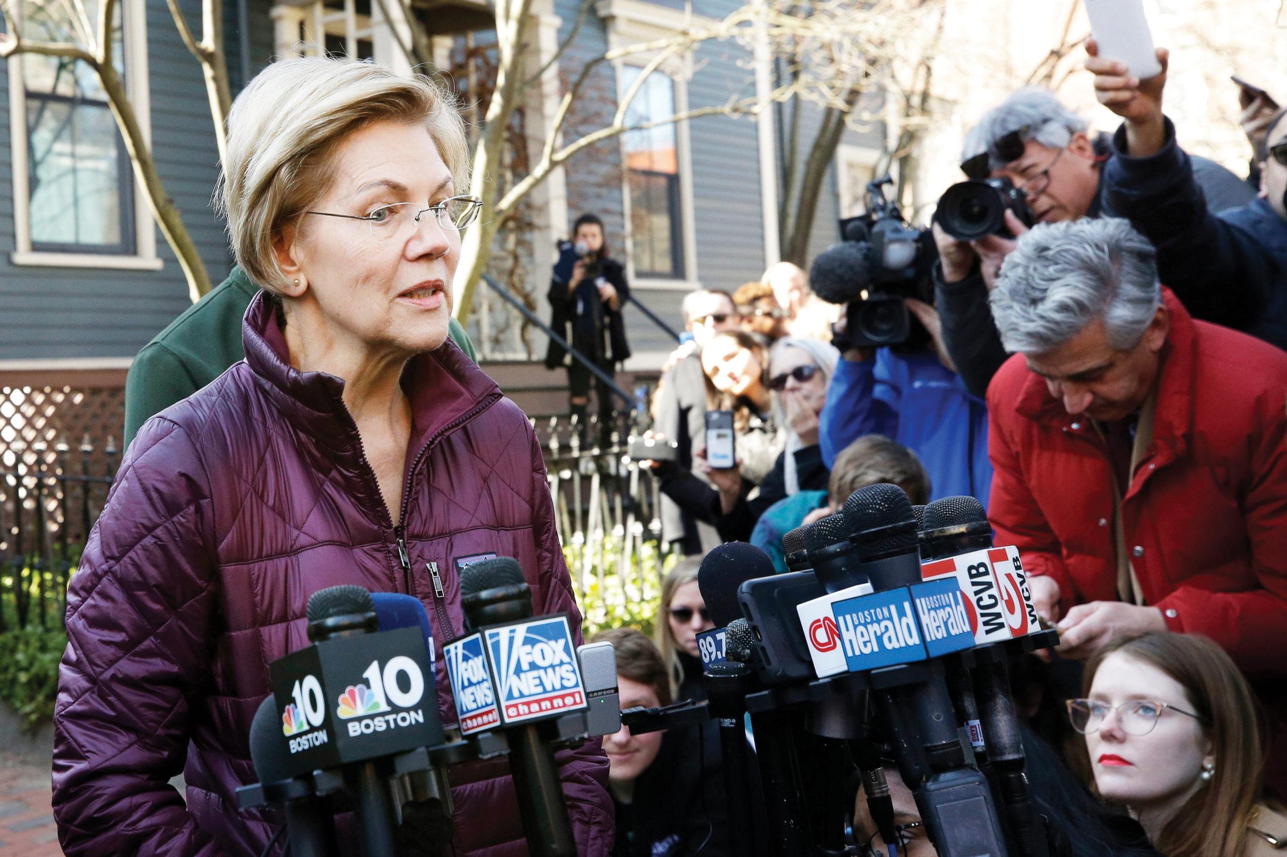 Warren Should Endorse Sanders