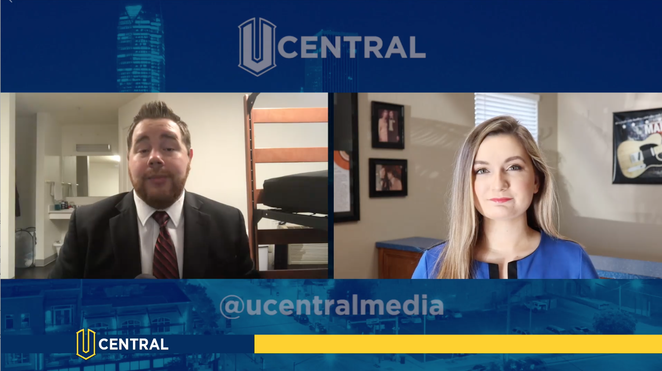 COVID-19 Coverage: UCentral News Webcast April 16, 2020