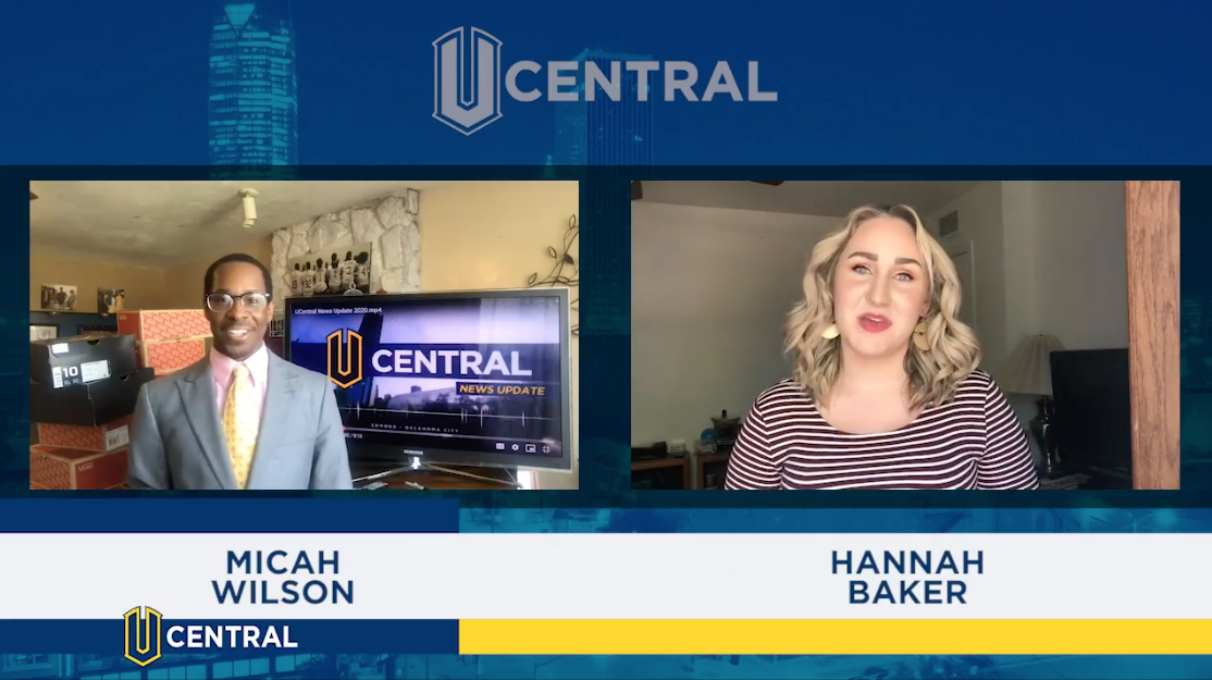 COVID-19 Coverage: UCentral News Webcast April 23, 2020