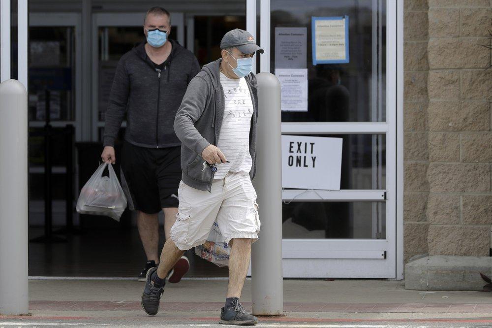 OKC requires masks in public