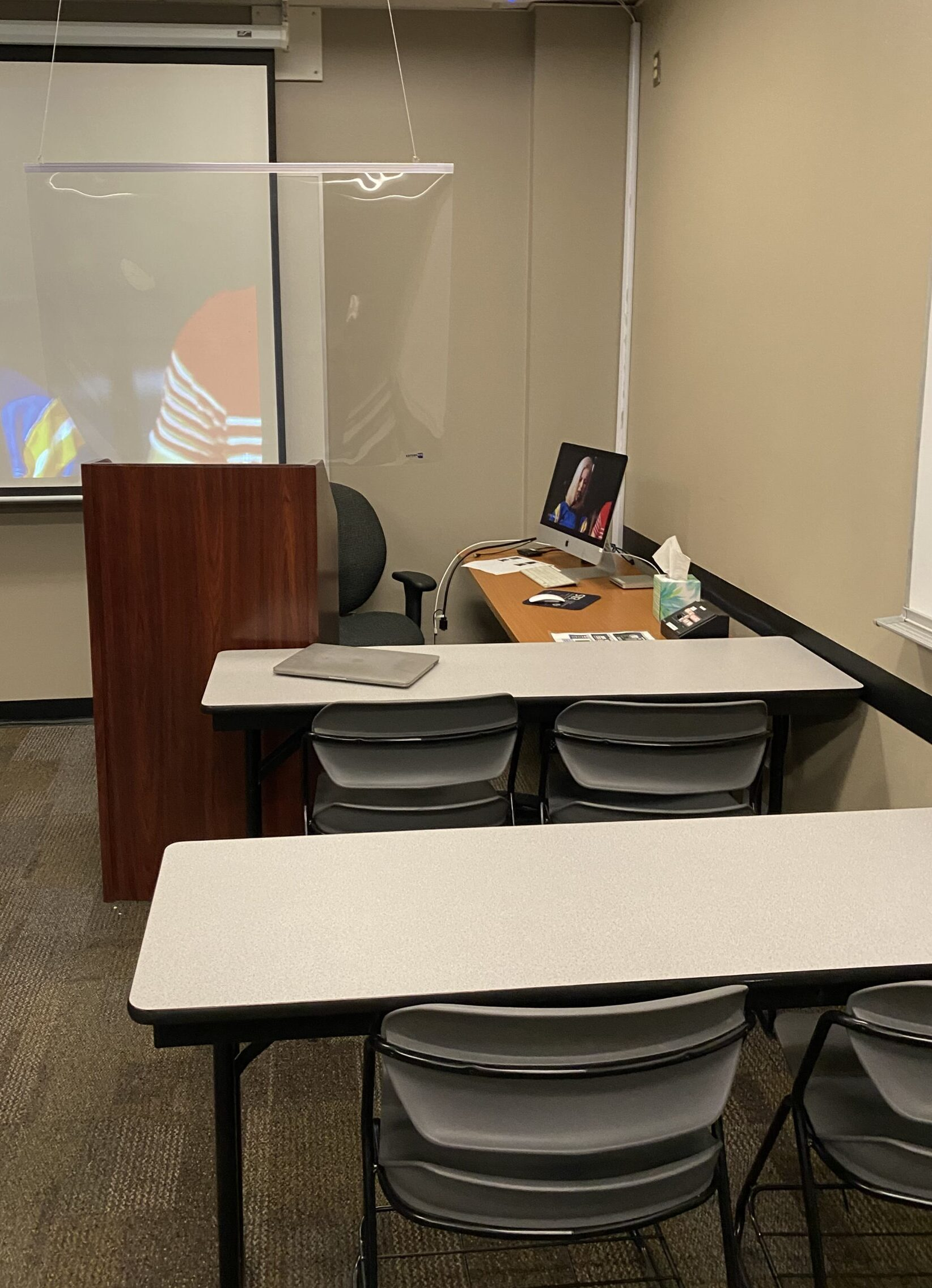 UCO seeks students as in-class monitors for remote teaching
