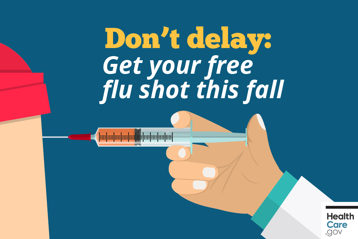 Flu Shots held on Campus