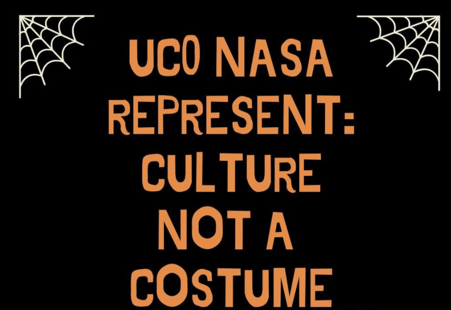 "Student organization hosts ""Culture, Not a Costume"" event ahead of Halloween"