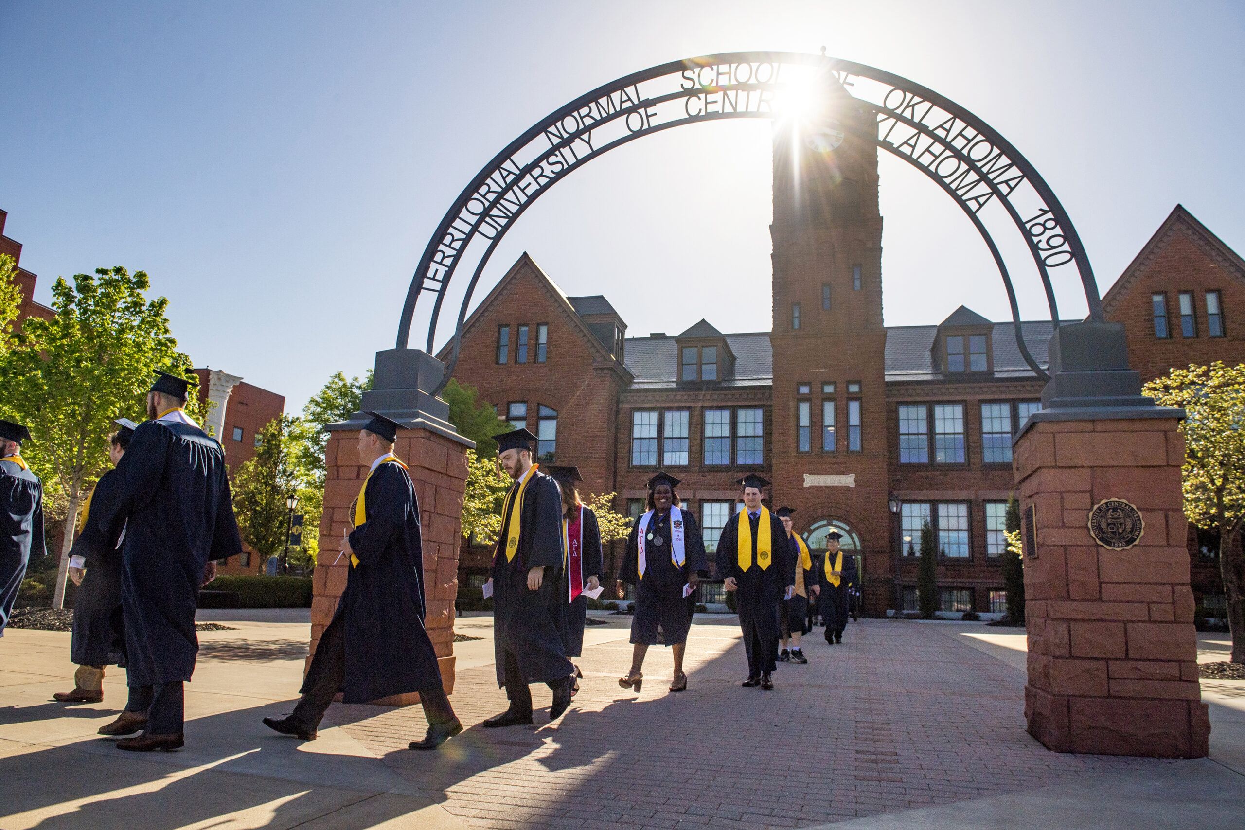 UCO releases spring graduation schedule