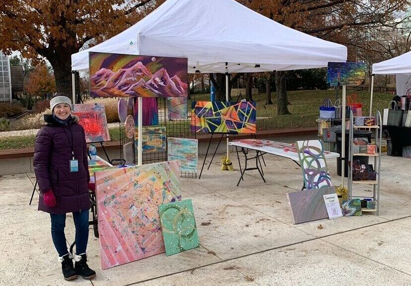 Local businesses support artists amidst pandemic