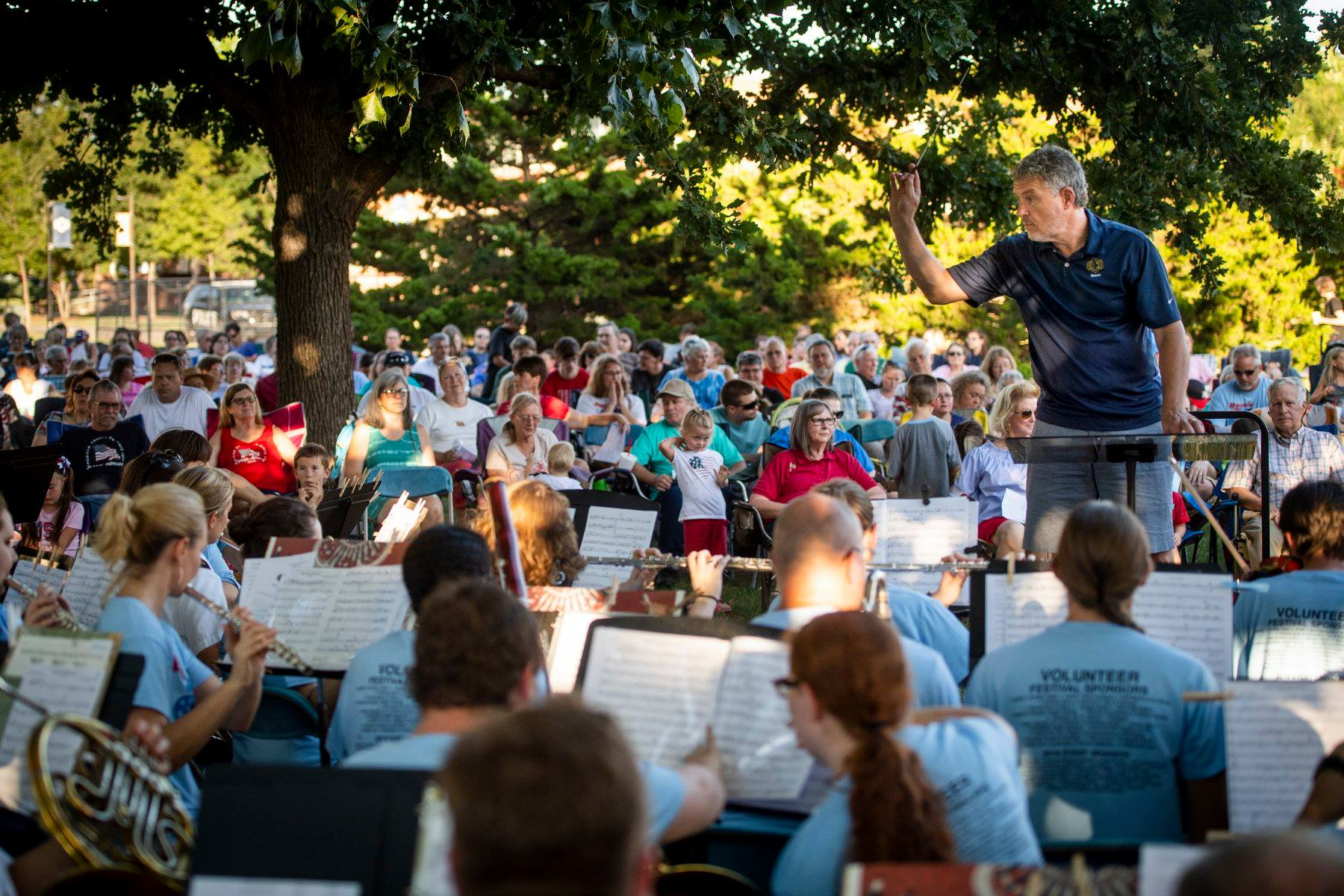 UCO Summer Band to kick off LibertyFest