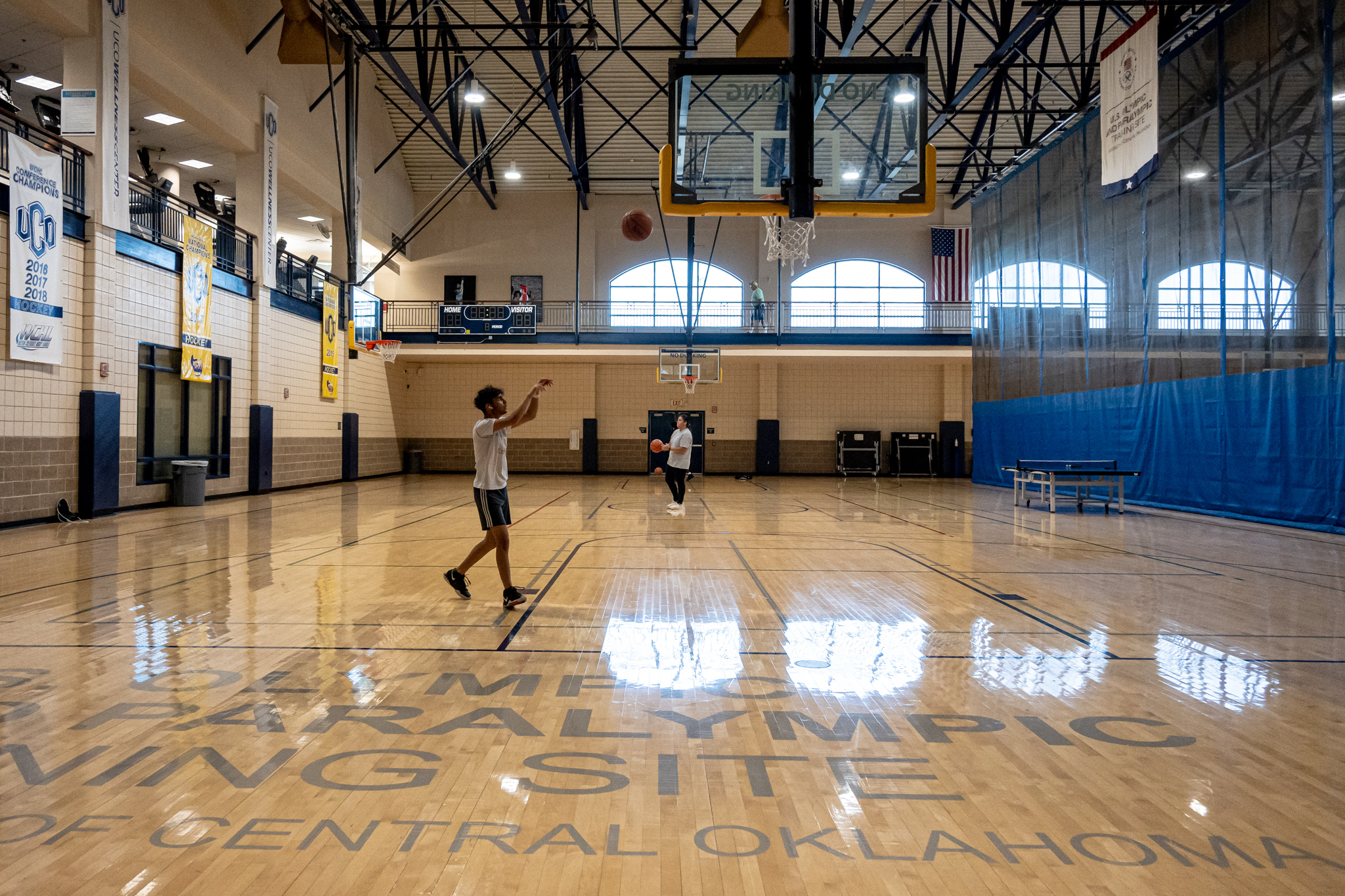 Intramural sports returns to UCO Tuesday