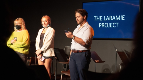 UCO gives new twist to 'Laramie Project'