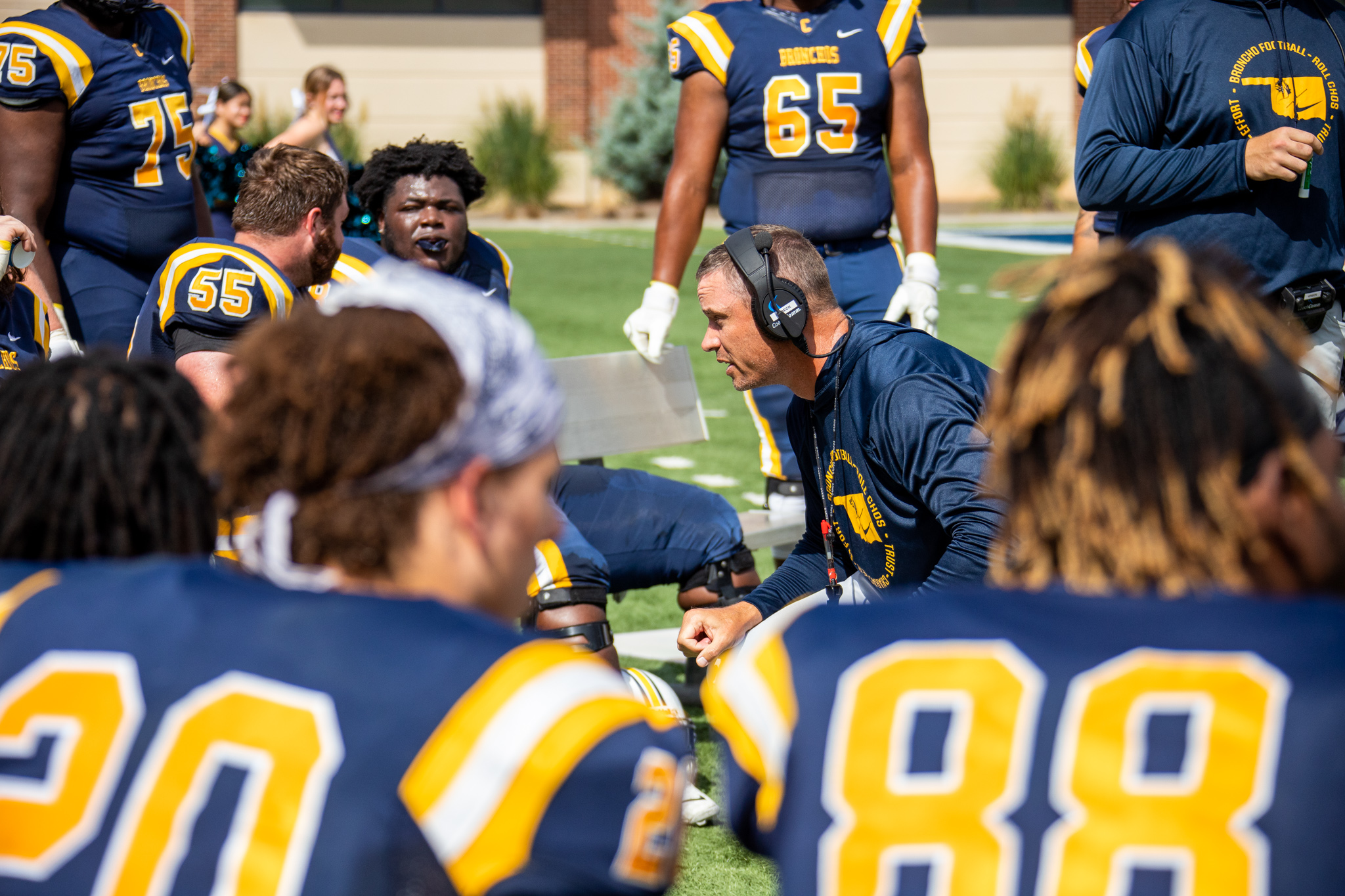UCO rewards home crowd with big win