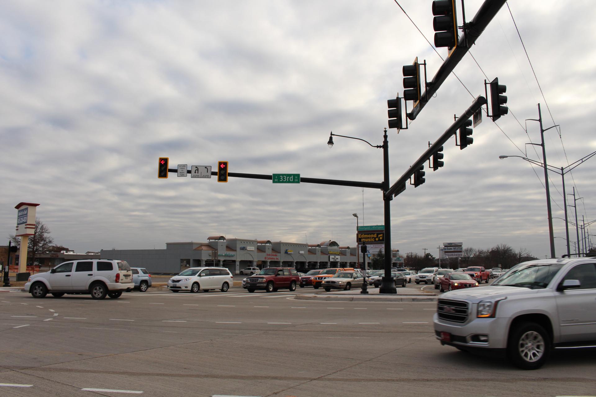 Input Needed on Edmond Traffic Hotspots