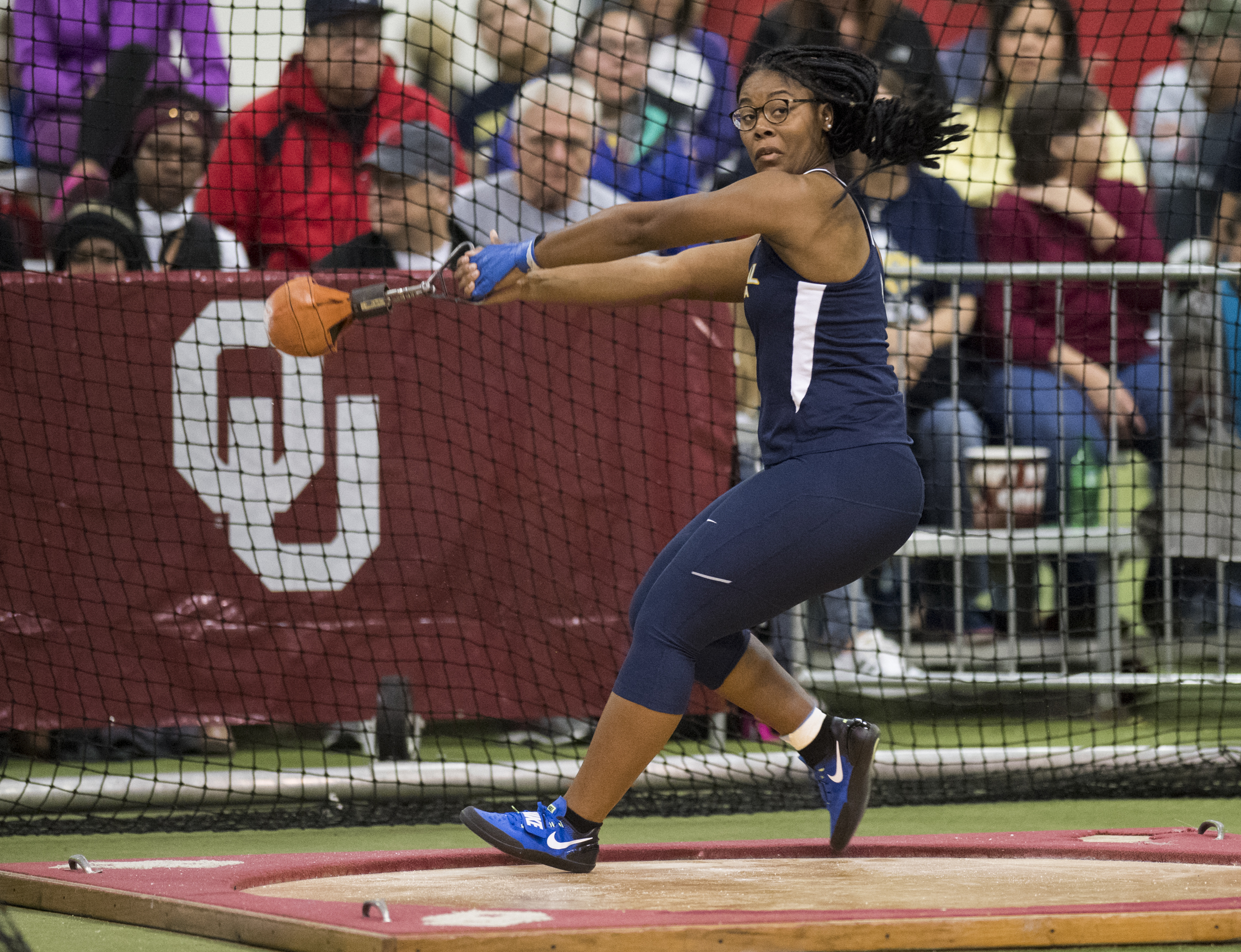 UCO Track Star Continues to Shine