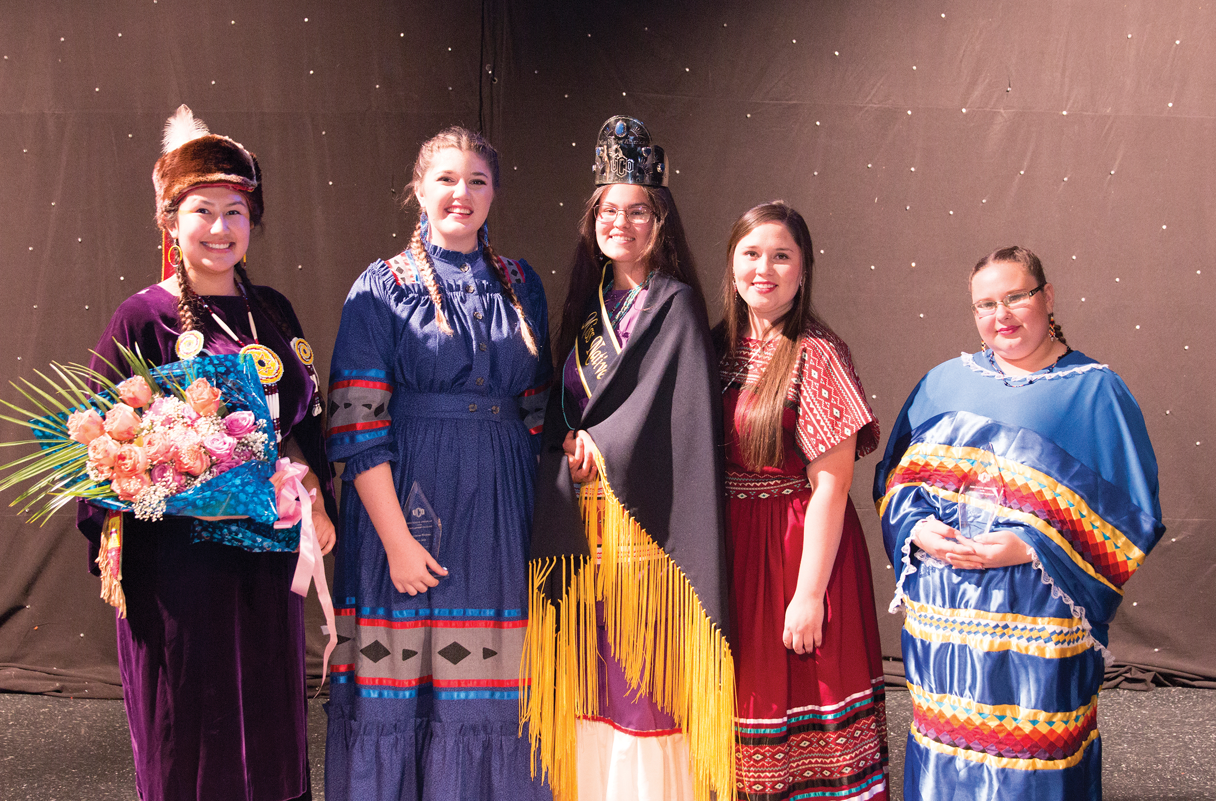 New Miss Native American UCO Crowned