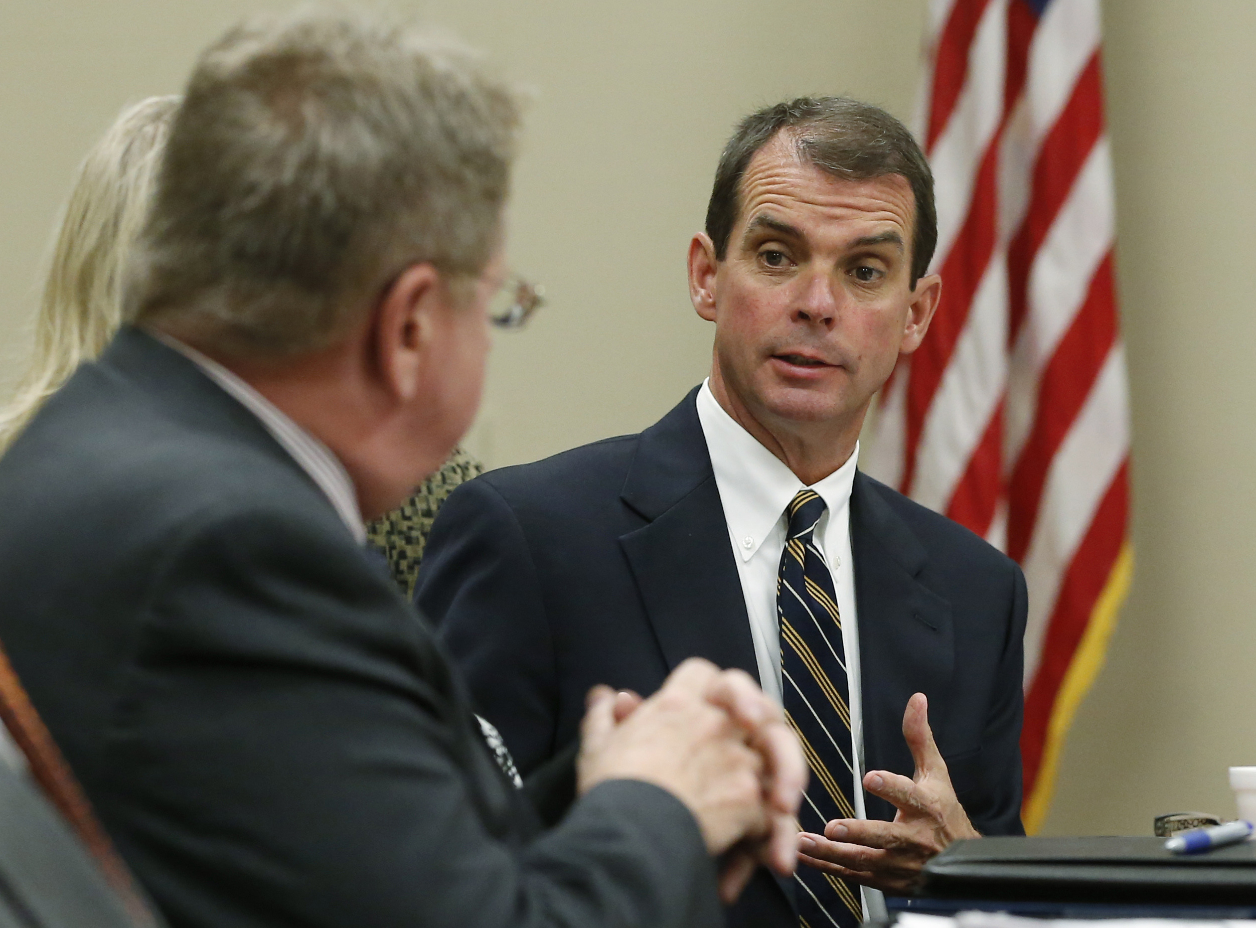 State Health Commissioner Resigns Amid Allegations of Financial Mismanagement