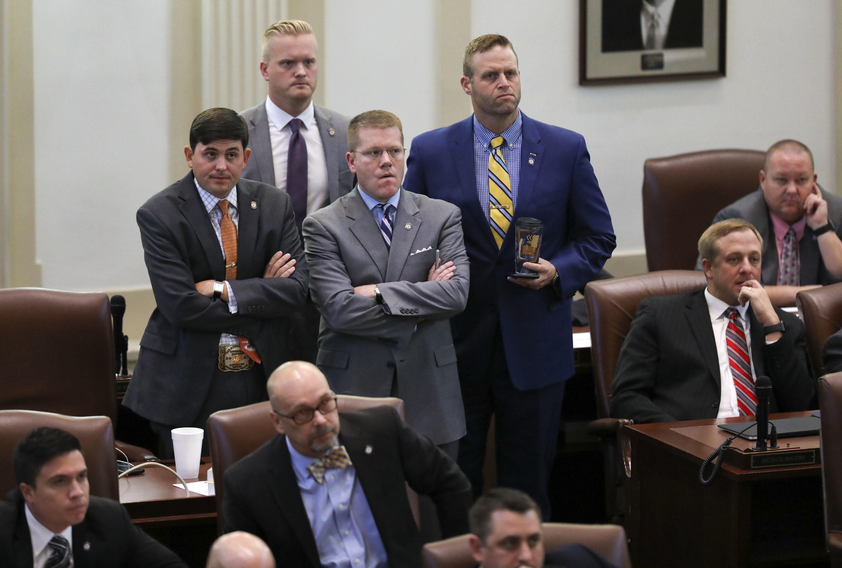 Oklahoma's Declining Budgets