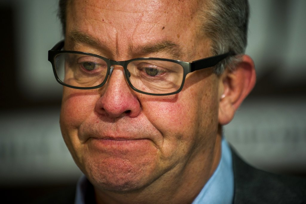 Michigan St Athletic Director Retires Over Nassar Sex Abuse