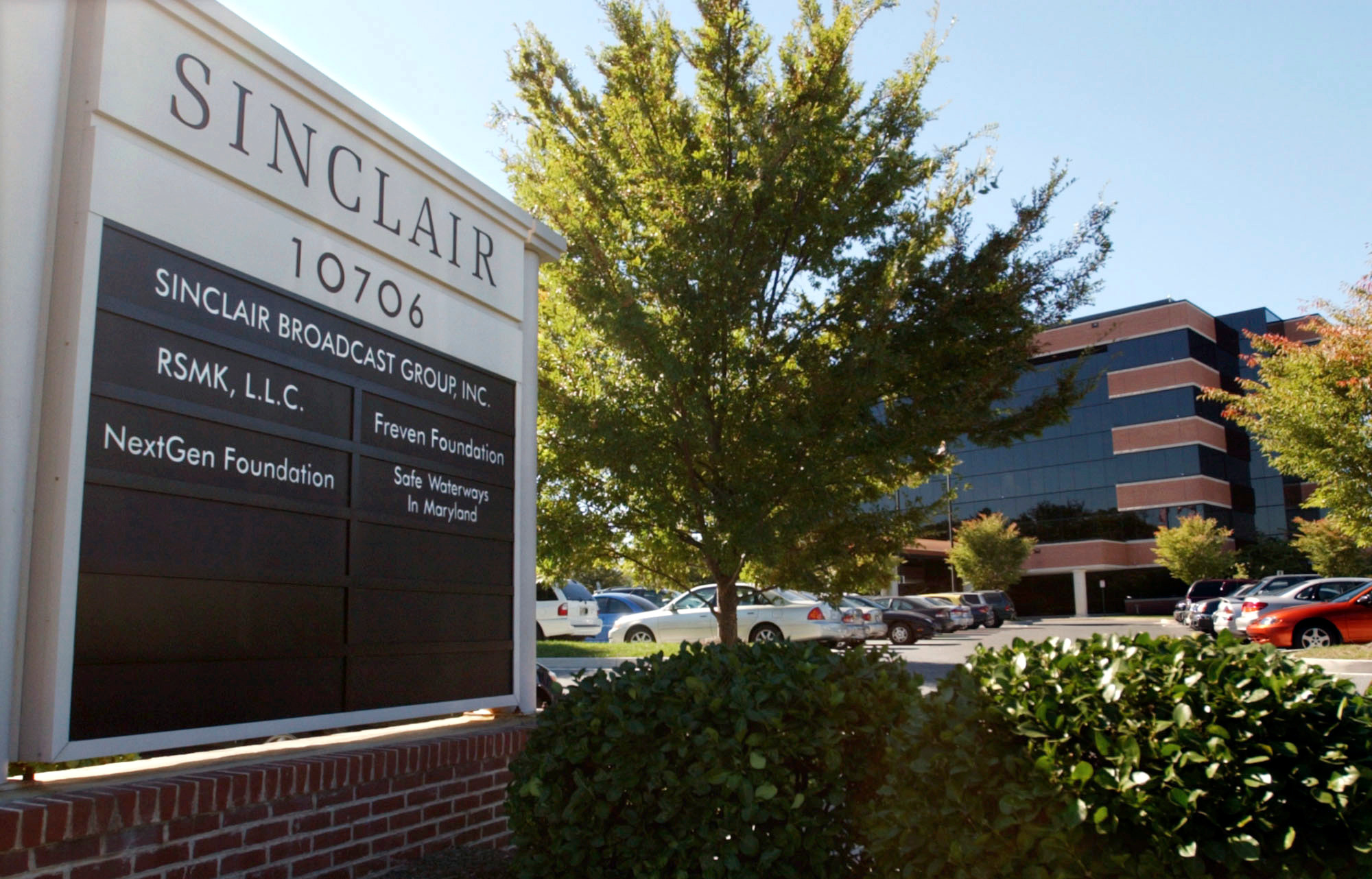 Sinclair Broadcast Group Under Fire