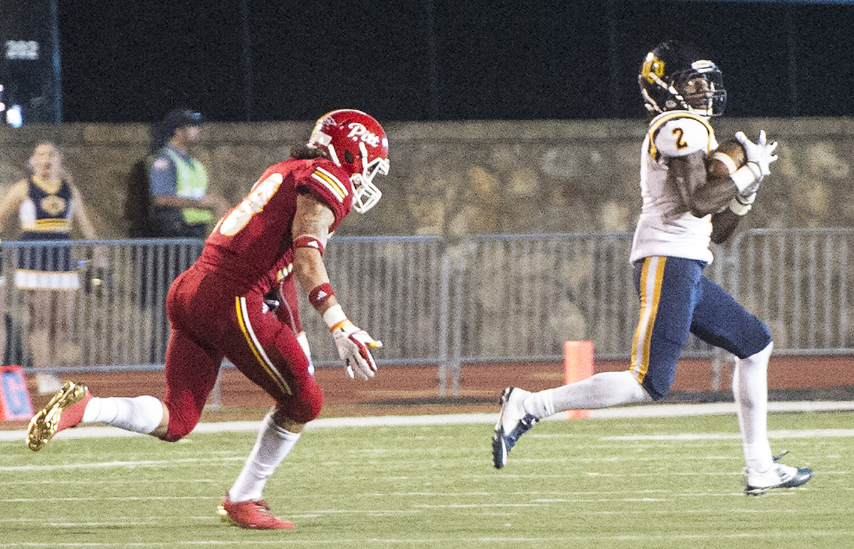 Bronchos Fall in Pitt State