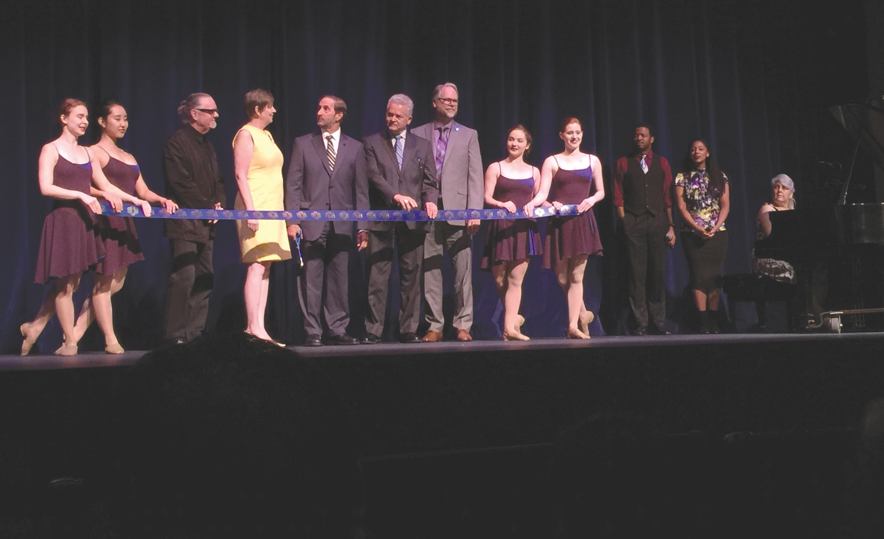Curtains Open for Mitchell Education Center