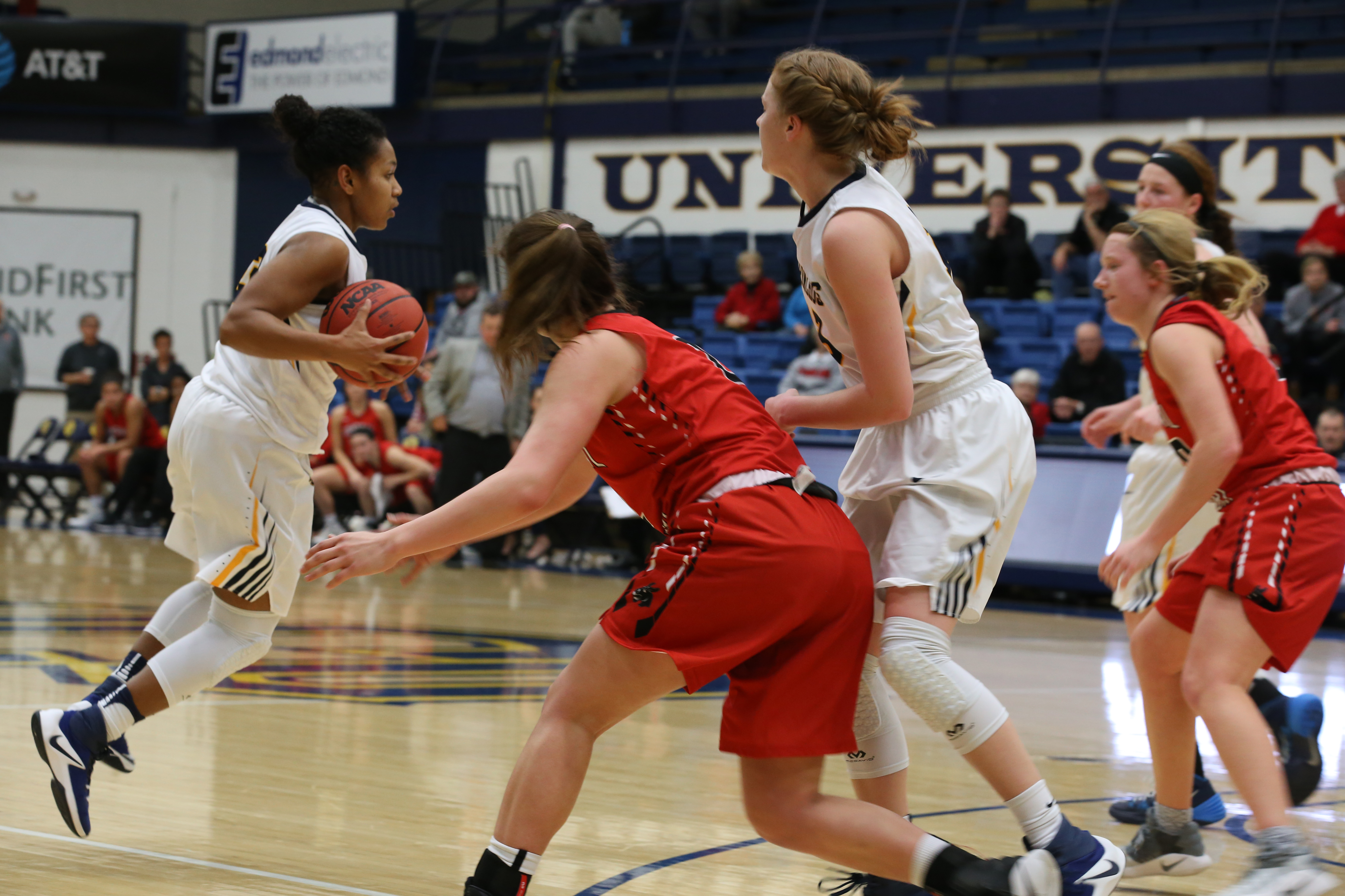UCO Women's Basketball: Bronchos Lose Second Straight Game
