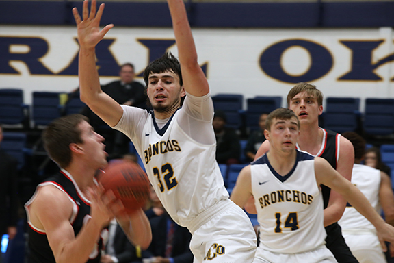 UCO Men's Basketball Preview