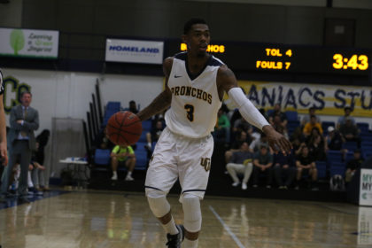 UCO Men's Basketball: Bronchos' Season Ends After Loss to Central Missouri