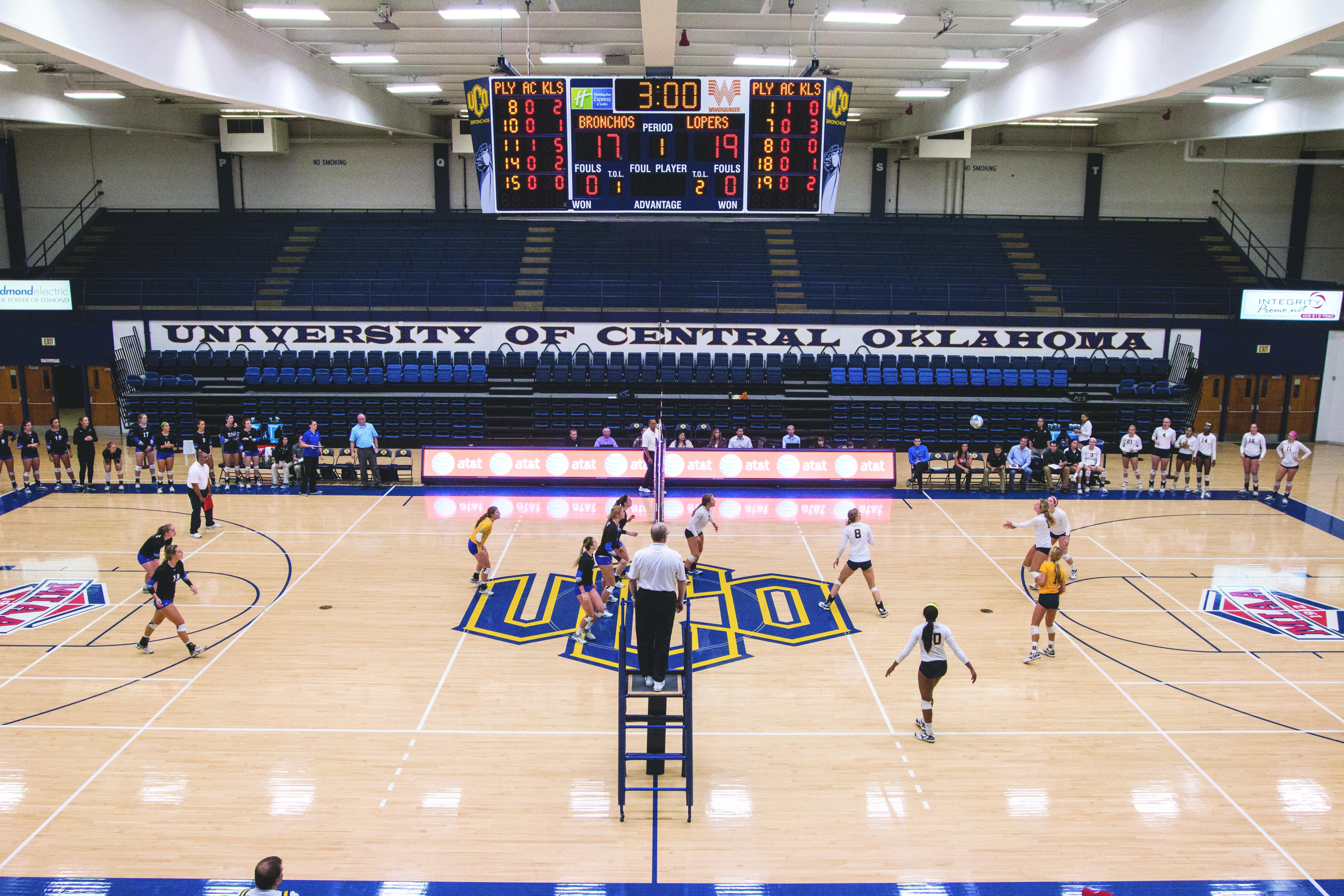 UCO Volleyball's Upcoming Season