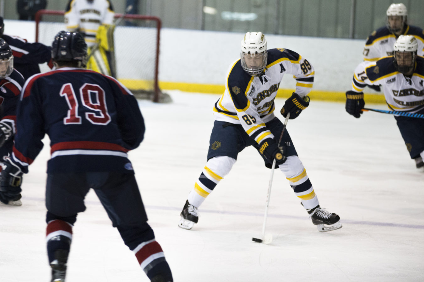 UCO Hockey: Bronchos Get Series Sweep Over Weekend