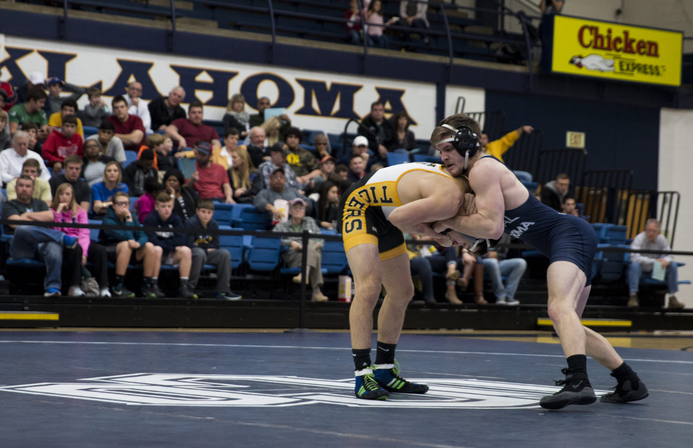 A New Era: UCO Wrestling's Success Makes School History