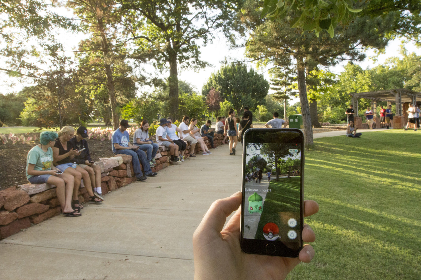 Will Rogers Park: Your One-stop Pokeshop
