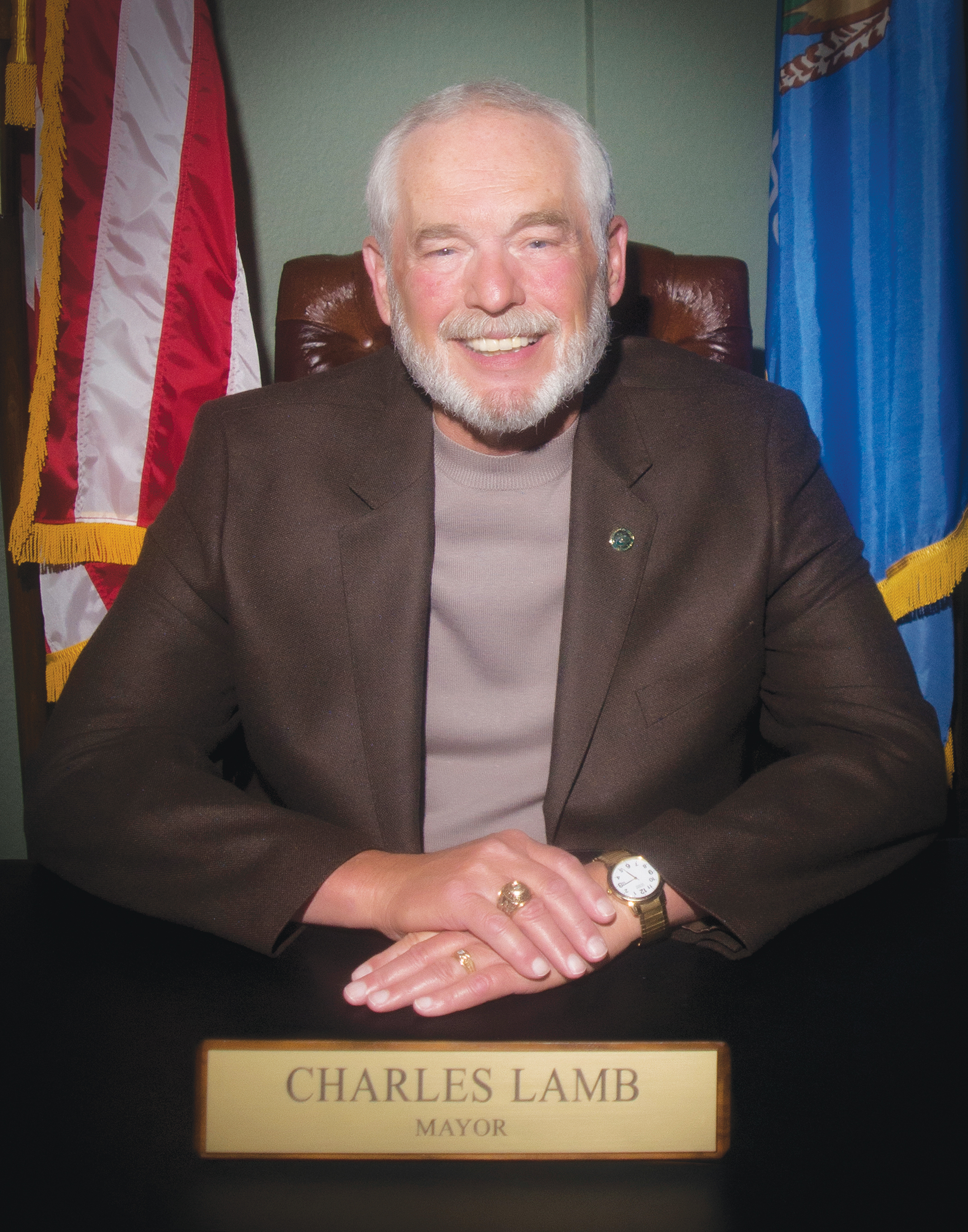 Charles Lamb the Shepherd of Edmond