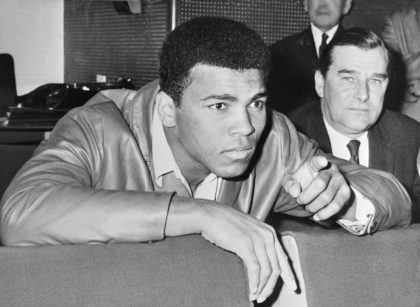 Bucking Broncho: Why Aren't There More Athletes Like Muhammad Ali?
