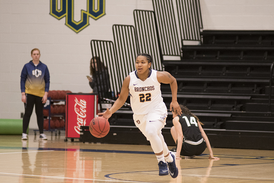 UCO Locks Down Rivals