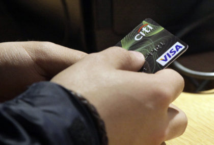 Big Banks Working to Phase Out Credit and Debit Cards
