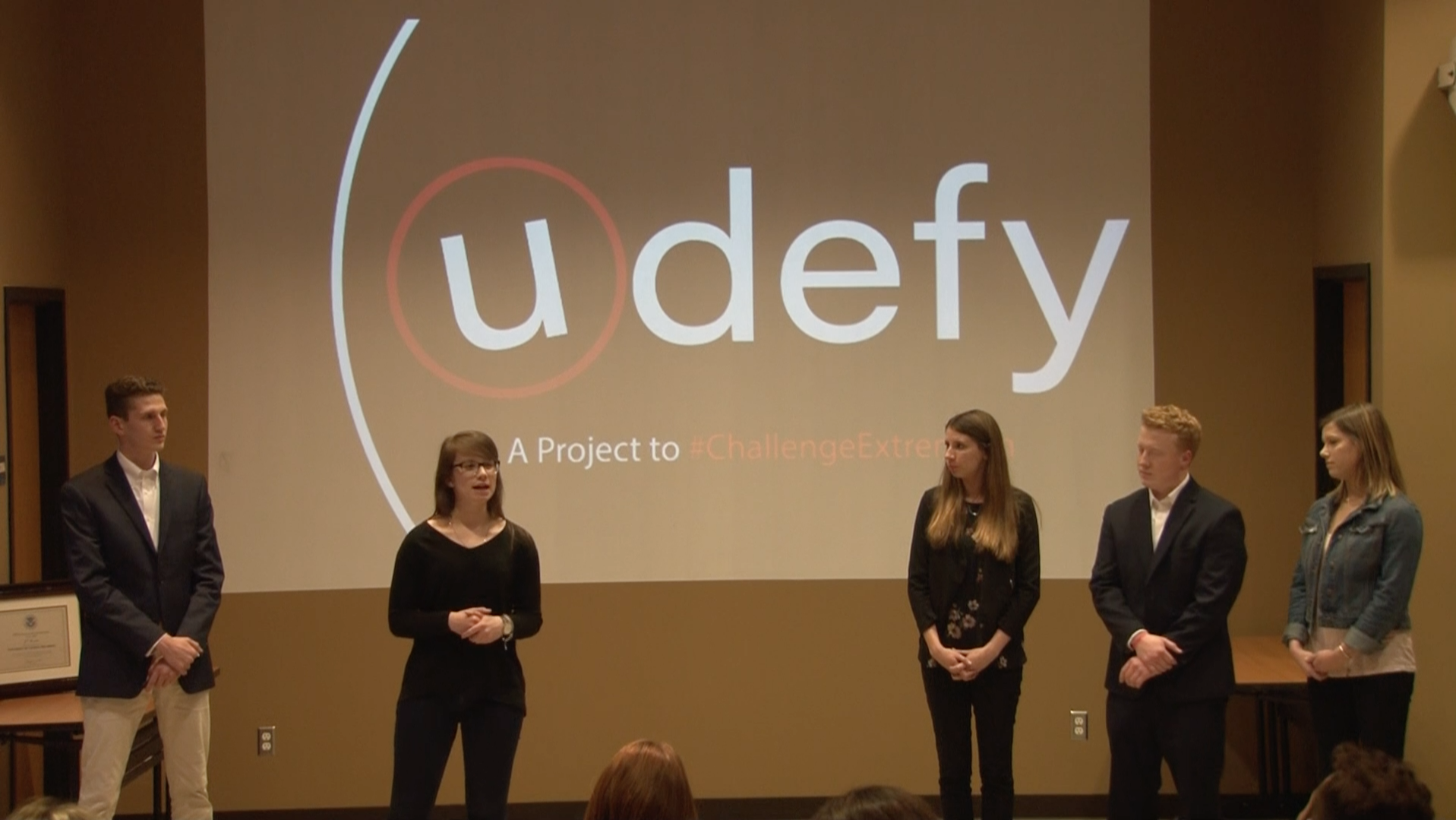 uDefy Team Places Second in Washington