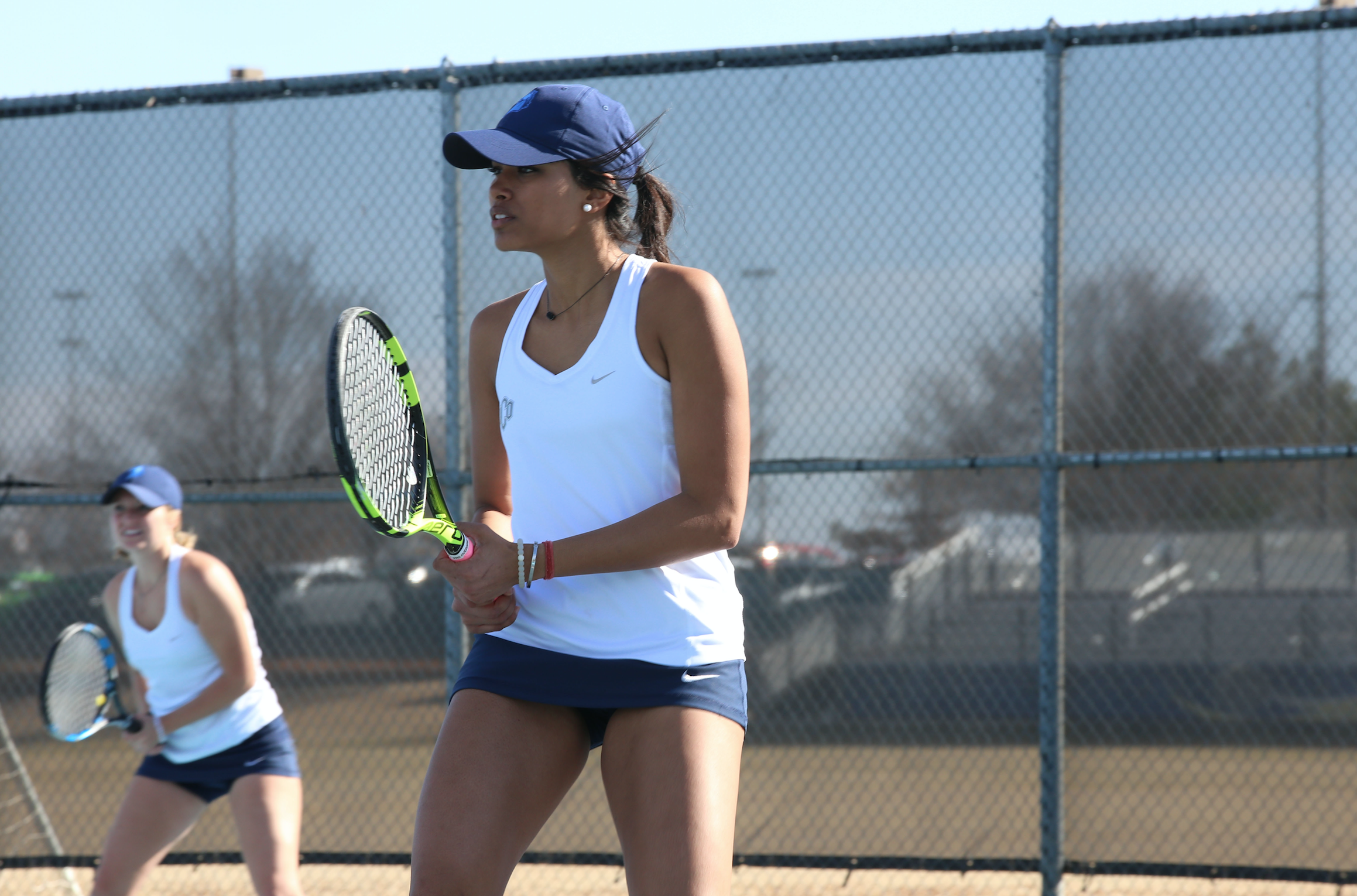 UCO Tennis Backhands Competition: Bronchos Ranked Third MIAA Conference