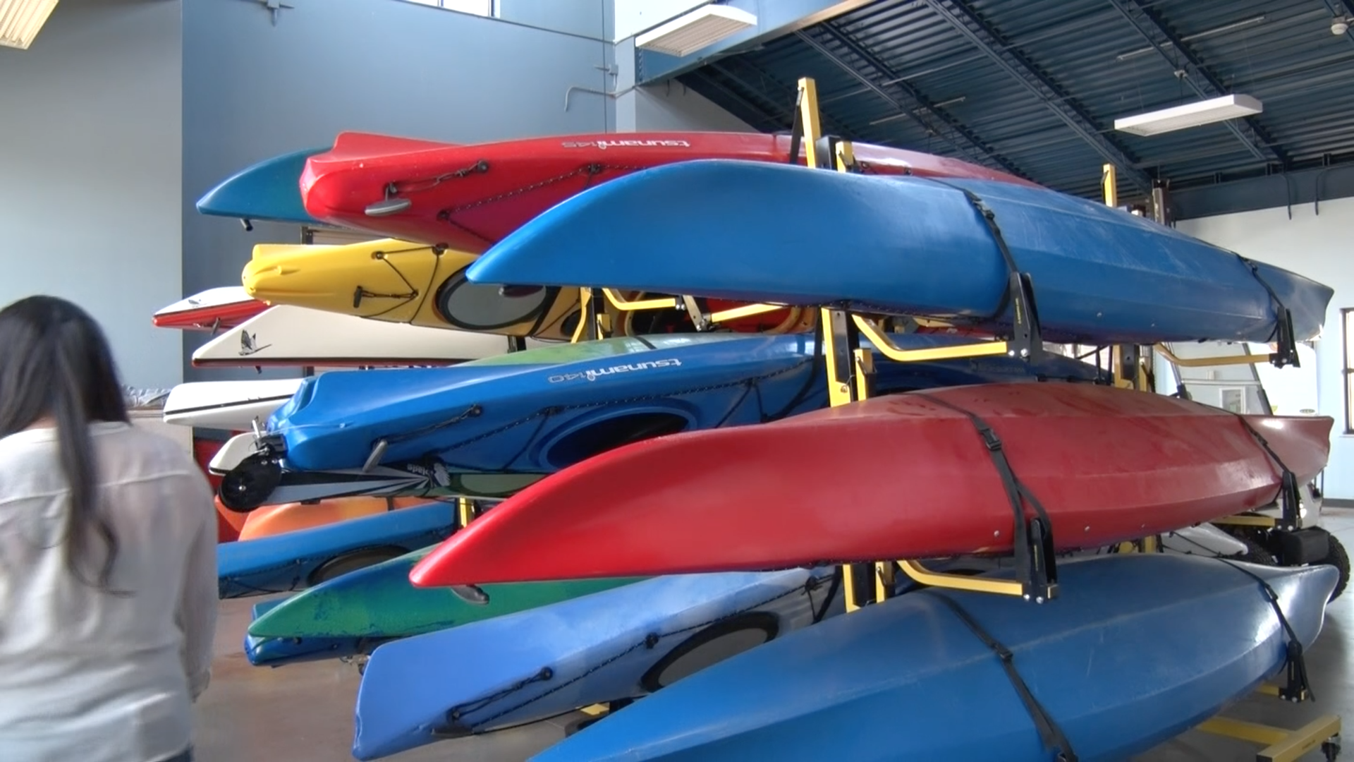 UCO's OAR Offers Outdoor Experiences
