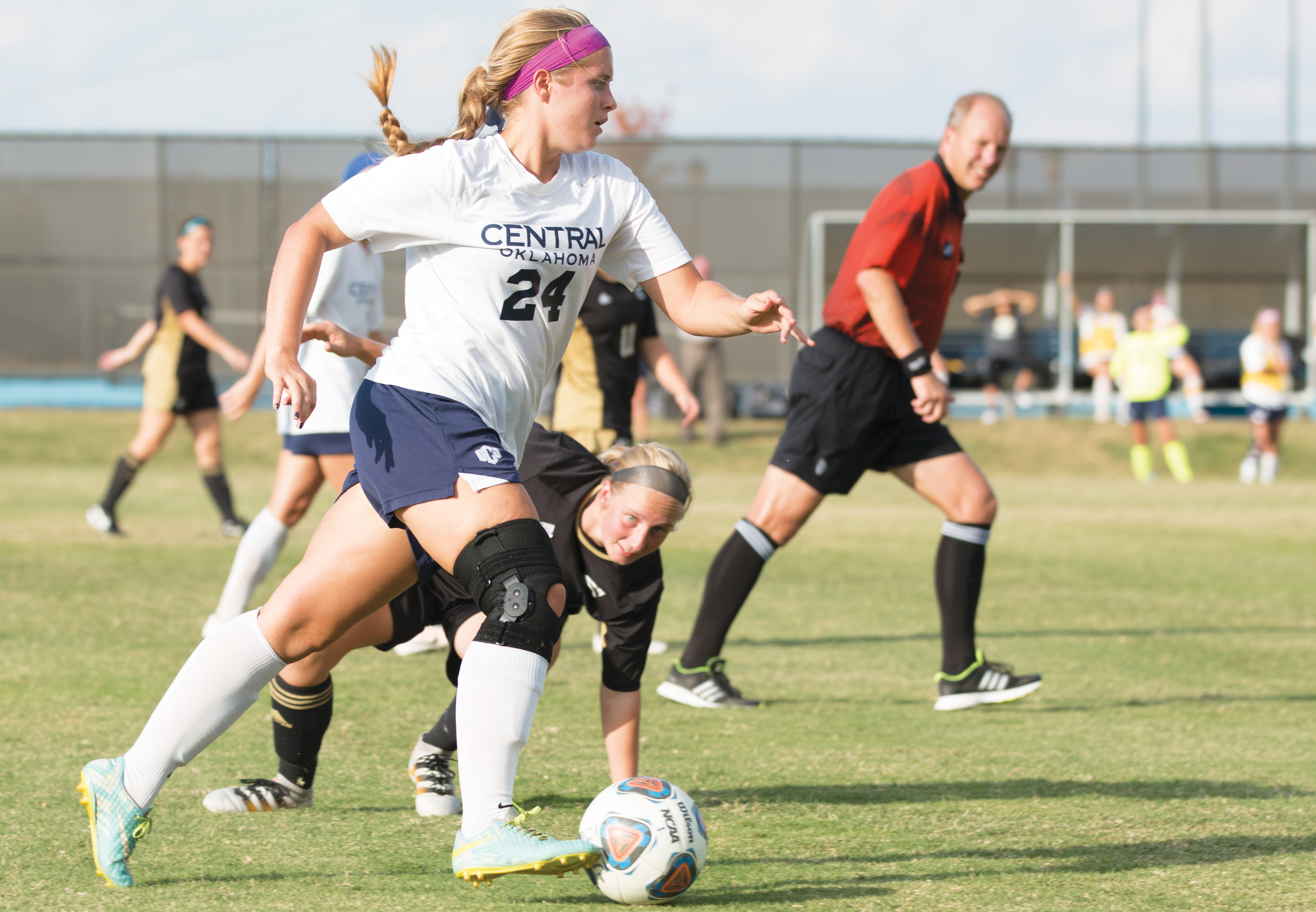 UCO Soccer Geared to Kick Off 2017 Season