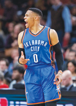 Bucking Broncho: Westbrook Over Harden For MVP