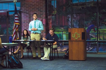 UCO's Student Election: What You Need to Know