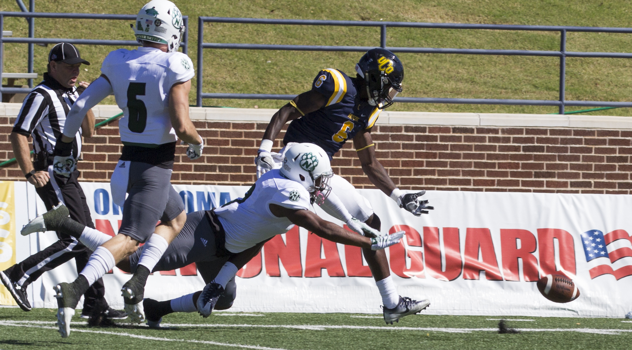 UCO Football Adds Athleticism In 2017 Recruiting Class